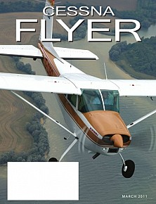 March 2011 Cessna Flyer Magazine