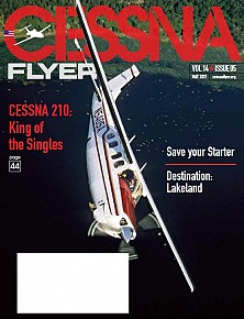 May 2017 Cessna Flyer magazine