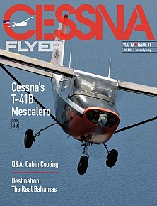 January 2016 Cessna Flyer magazine