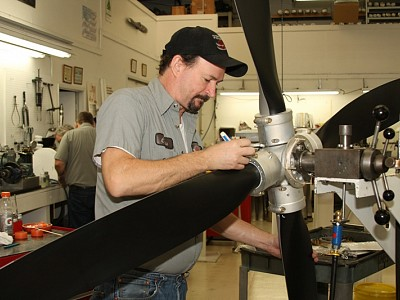 Ameritech Industries: American Propeller and Eagle Engines