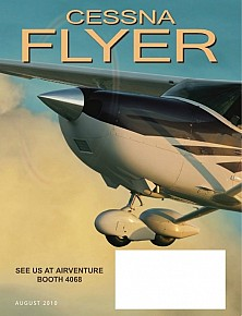 August 2010 Cessna Flyer Magazine