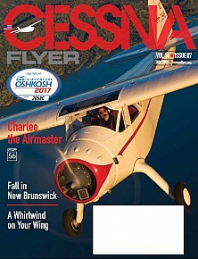 July 2017 Cessna Flyer magazine