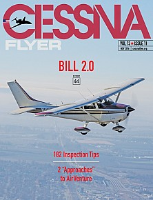 November 2016 Cessna Flyer Magazine