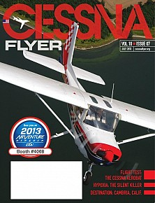 July 2013 Cessna Flyer Magazine