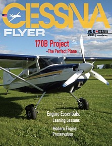 April 2015 Cessna Flyer magazine