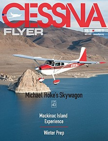 November 2015 Cessna Flyer magazine