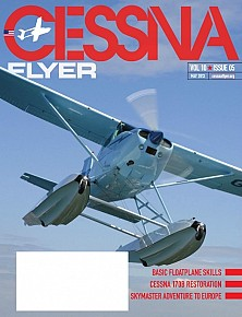 May 2013 Cessna Flyer Magazine