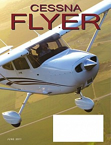 June 2011 Cessna Flyer Magazine