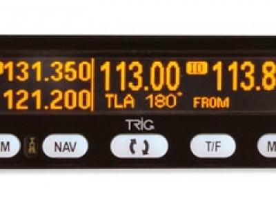 Trig Announces TX56 and TX57 Nav/Com