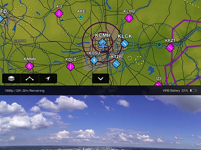 Garmin Pilot and VIRB Integration