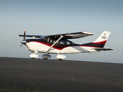 Cessna Offers Heat-Reflecting Paint for Turbo Stationair