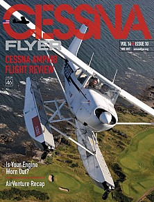 October 2017 Cessna Flyer magazine