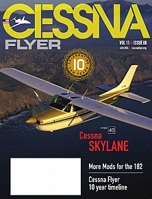 August 2014 Cessna Flyer Magazine