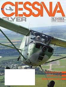 April 2013 Cessna Flyer Magazine