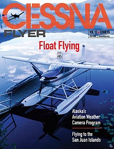 May 2015 Cessna Flyer magazine