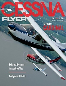 February 2015 Cessna Flyer magazine