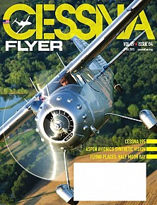 April 2012 Cessna Flyer Magazine