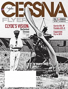 January 2014 Cessna Flyer Magazine