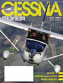 March 2013 Cessna Flyer Magazine