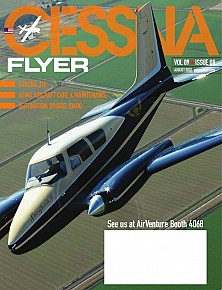 August 2012 Cessna Flyer Magazine