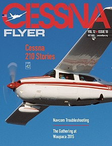 October 2015 Cessna Flyer magazine