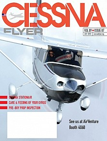 July 2012 Cessna Flyer Magazine