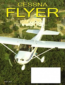 May 2011 Cessna Flyer Magazine