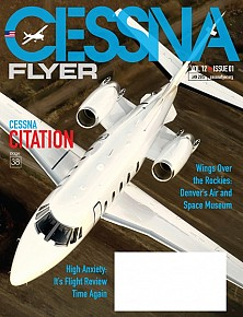 January 2015 Cessna Flyer magazine