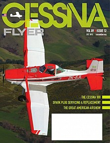 December 2012 Cessna Flyer Magazine