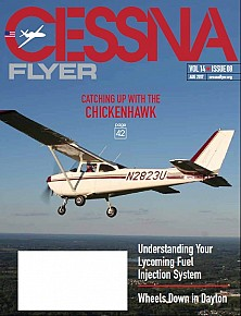 August 2017 Cessna Flyer magazine