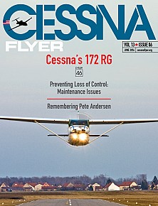June 2016 Cessna Flyer magazine