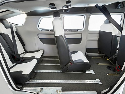 Cessna Stationair to sport new interior seating option