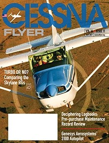 November 2017 Cessna Flyer magazine