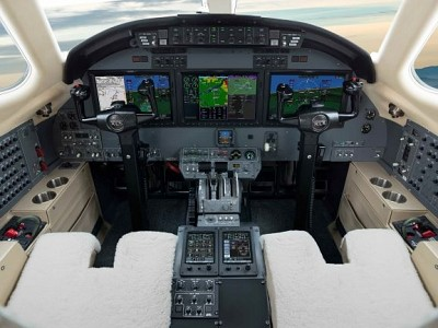 GARMIN® RECEIVES APPROVAL FOR NEW G5000 FEATURES AND UPGRADES FOR THE CITATION EXCEL AND CITATION XLS