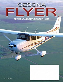 July 2010 Cessna Flyer Magazine