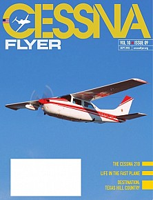 September 2013 Cessna Flyer Magazine