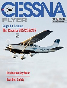 March 2016 Cessna Flyer magazine