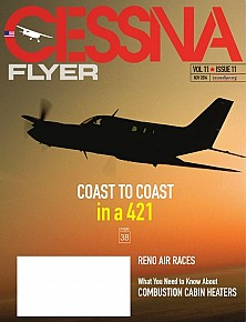 November 2014 Cessna Flyer Magazine