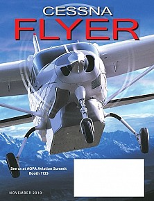 November 2010 Cessna Flyer Magazine