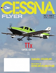 December 2014 Cessna Flyer Magazine