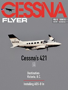 December 2015 Cessna Flyer magazine