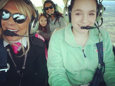 61,000 Women Participate during the 8th Annual Women of Aviation Worldwide Week