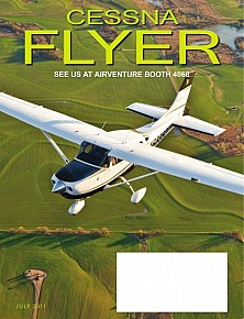 July 2011 Cessna Flyer Magazine