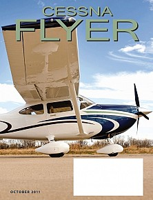 October 2011 Cessna Flyer Magazine
