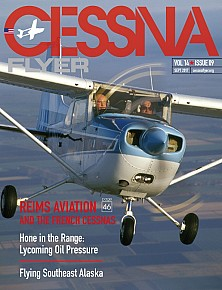 September 2017 Cessna Flyer magazine