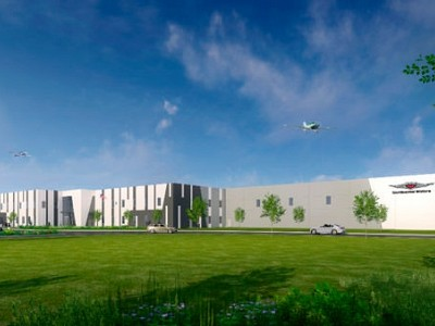 Continental Motors Group Starts Construction of Greenfield Factory
