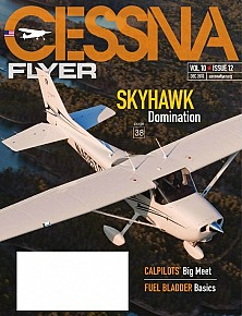 December 2013 Cessna Flyer Magazine