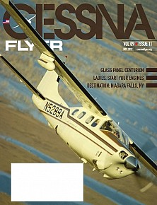 November 2012 Cessna Flyer Magazine