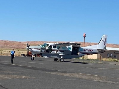 Air Serv International Receives ISTAT Foundation Grant for COVID-19 Relief in Navajo Nation