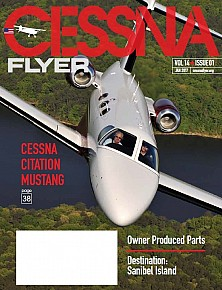 January 2017 Cessna Flyer magazine